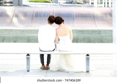 marriage couple fall in love