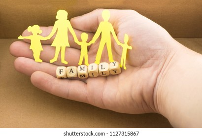 Marriage and divorce are a young family