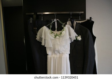 Marriage preparation, photographing