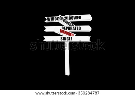 life as a widower