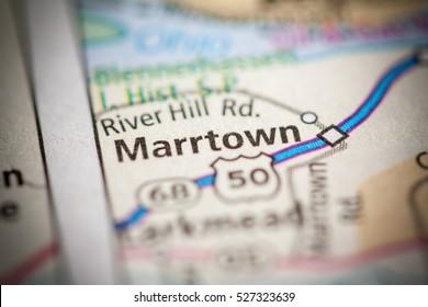Marrtown. West Virginia. USA