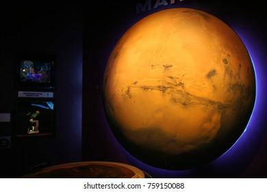 Mars star model