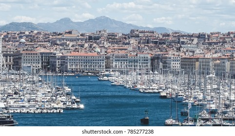 Marseille, the capital of Provence, is the second largest city in France after Paris. It is the most important French commercial port