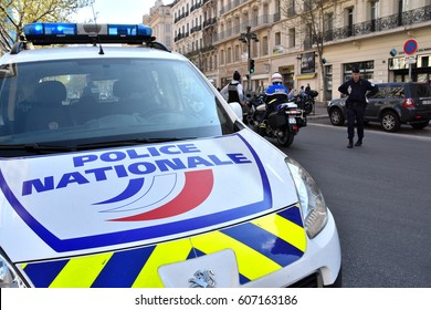French Police Car Images Stock Photos Vectors Shutterstock