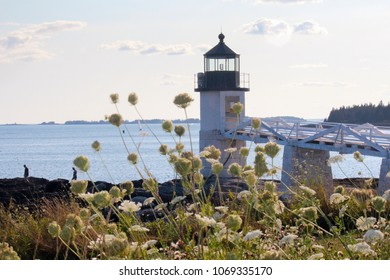Marshell Point lighthouse