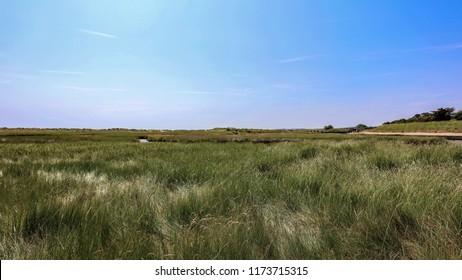 The Marshes At Walberswick Suffolk