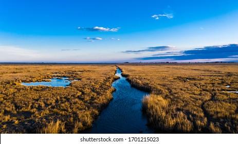 Marshland Trails in Long Island NY
