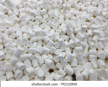 marshmallows textures. marshmallows food background.