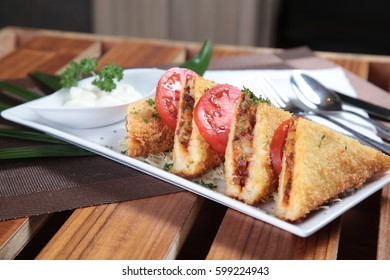 Martabak traditional snack food from indonesia