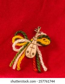 Martenitsa - Traditional Bulgarian custom