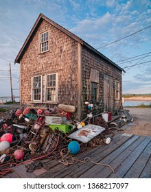 Marthas Vineyard Fishing Hut​