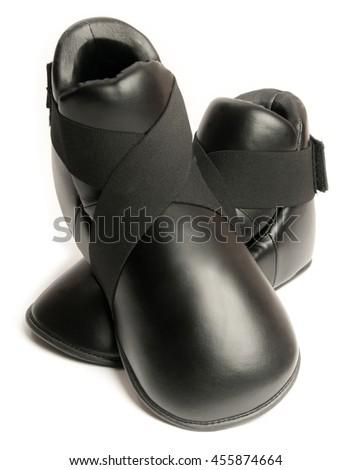 134f51a10981 Martial Arts Foot Guard Martial Arts Stock Photo (Edit Now ...