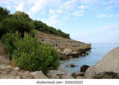 Martigues, Küste von Martigues