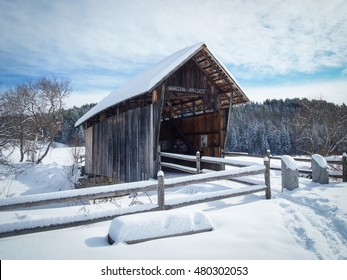 Martin Covered Bridge, Vermont