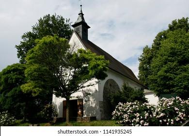 Martin Luther Church in Linz, Austria