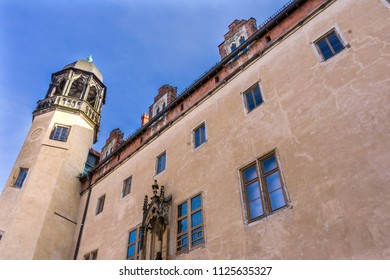 Martin Luther House Lutherstadt Wittenberg Germany