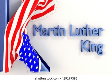 Martin Luther King, Jr. was an American Baptist minister, activist, humanitarian, leader in the African-American Civil Rights Movement. WASHINGTON, DC - MAY 28, 2016