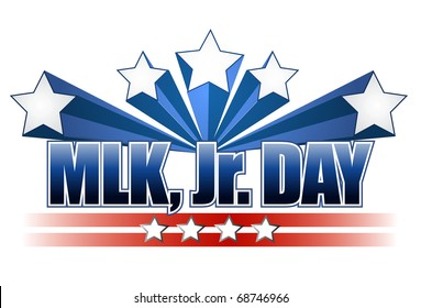Martin Luther King Jr. Day sign