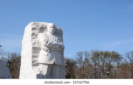 Martin Luther King Statue, Tidal Basin Washington