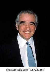 Martin Scorsese at screening of LAST WALTZ, NY 4/10/2002