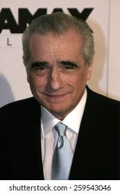 """Martin Scorsese at the """"The Aviator"""" Los Angeles Premiere held at the Grauman's Chinese Theatre in Hollywood, California, United States on December 1, 2004."""