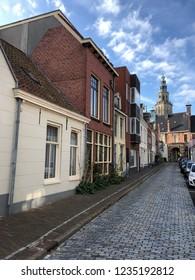 Martinitoren in Groningen, The Netherlands