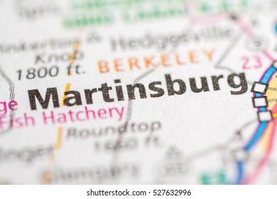 Martinsburg. West Virginia. USA