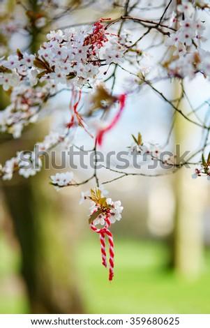 Martisor Symbol Beginning Spring Stock Photo Edit Now 359680625