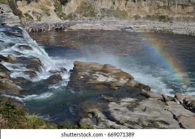 Maruia falls, Murchison New Zealand