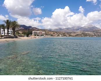 The marvelous Greek island of Karpathos beach