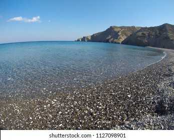 The marvelous Greek island of Karpathos coast