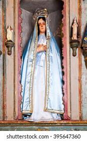 mary saint / brazil