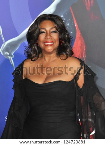 Mary Wilson Cofounder Supremes World Premiere Stock Photo (Edit Now