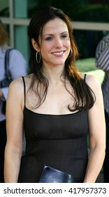 "Mary-Louise Parker at the Los Angeles premiere of ""The 40 Year-Old Virgin"" held at the ArcLight Theatre in Hollywood, USA on August 11, 2005."