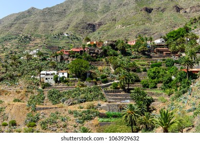 Masca city in Tenerife