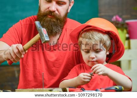 Dady Hammer Boy