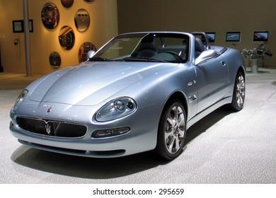 Maserati 3200 GT Spyder at Geneve Auto Salon 2004