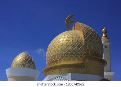 Masjid Al Nindya Praja Rinda Sujiwa Syahrul Putra 2 - Makassar