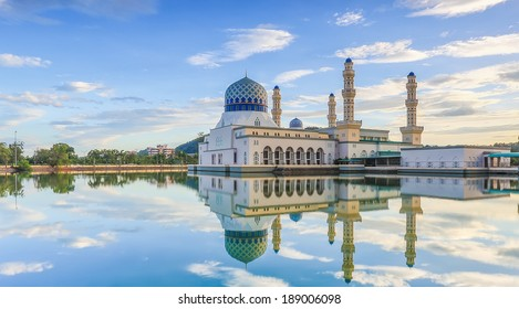 Masjid Bandaraya Likas Kota Kinabalu Sabah