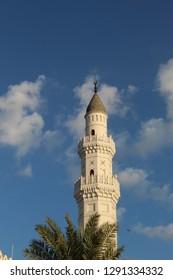 Masjid Quba in the city of Madina