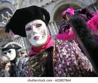 mask from venice