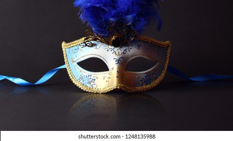 Masked parties and carnival masks