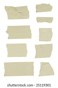 Masking tape. Saved with detail clipping path.