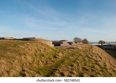 Masnedo fortress in Denmark