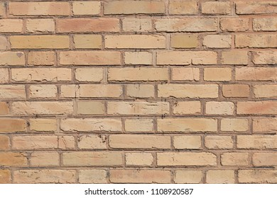 masonry architectural background with sandy blocks