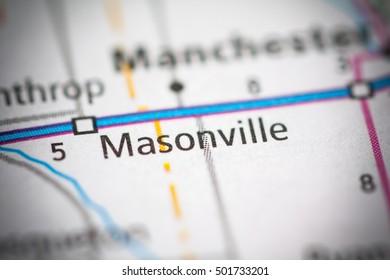 Masonville. Iowa. USA.