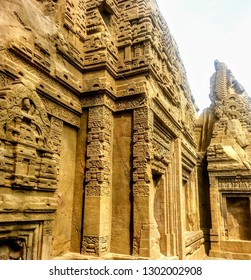 Masroor or Masrur Rock Temple Kangra Himachal Pradesh india