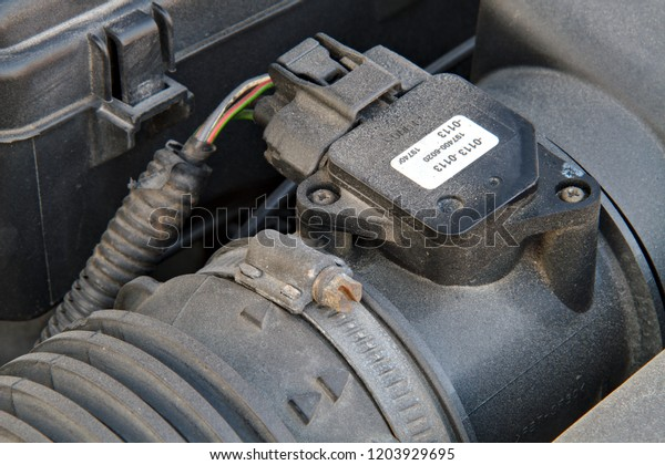 Where Is The Mass Air Flow Sensor Located