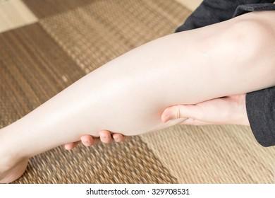 Massage by self