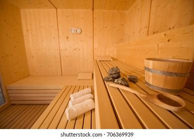 massage and sauna